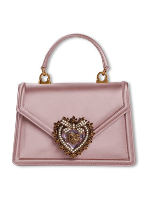 Devotion Small Bag in Rosa DOLCE & GABBANA