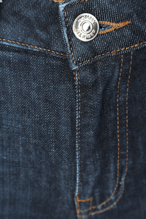 מכנסי סקיני ג'ינס בשטיפה כחולה TOMMY HILFIGER