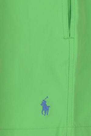 Swim Trunk in Green POLO RALPH LAUREN
