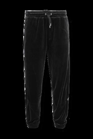 Tiger Oversize Sweatpants in Black KENZO
