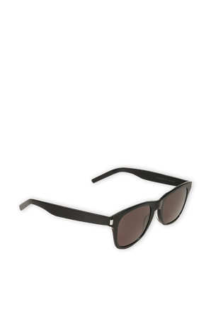 SL 51 Sunglasses in Black SAINT LAURENT