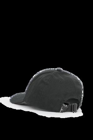 כובע בייסבול עם לוגו רקום בגוון שחור STONE ISLAND