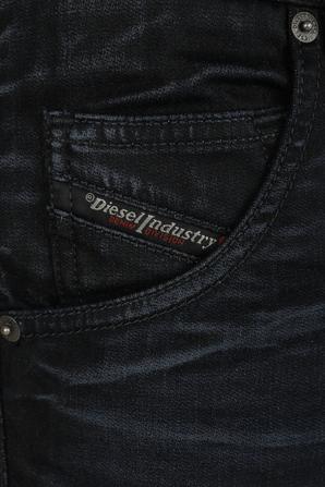 Krooley JoggJeans in Dark Grey Wash DIESEL