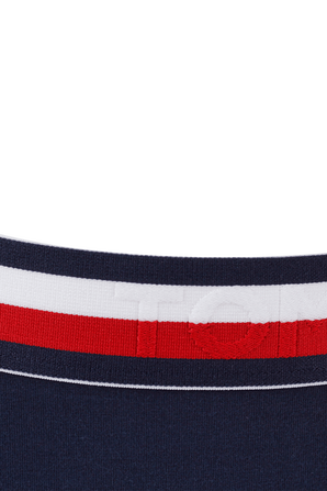 Logo thong in Navy TOMMY HILFIGER