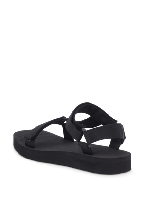Cadys Low Slippers in Black LEVI`S