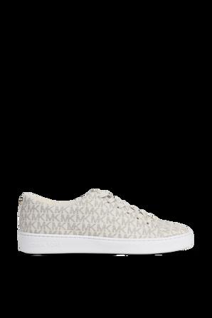 Keaton Sneakers in Vanilla MICHAEL KORS