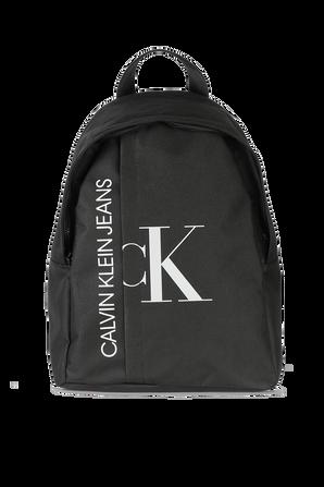 תיק גב לוגו בשחור CALVIN KLEIN