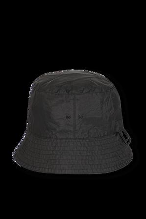 Bucket Hat in Black OFF WHITE