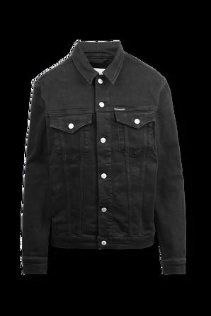 Denim Jacket in Black Wash CALVIN KLEIN