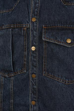 Ivy Park x Adidas Denim Jacket in Dark Indigo ADIDAS ORIGINALS
