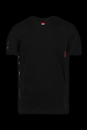2 Pack T- Shirt in Black HUGO