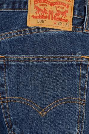 505 Regular Fit Jeans in Blue LEVI`S