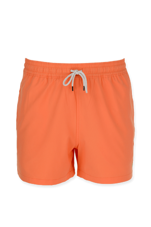 Swim Trunk in Orange POLO RALPH LAUREN