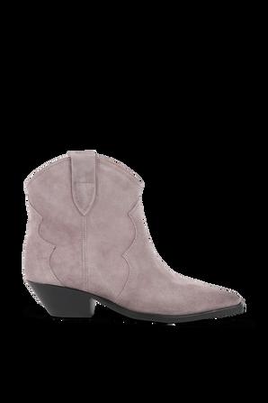Dewina Boots in Mauve ISABEL MARANT