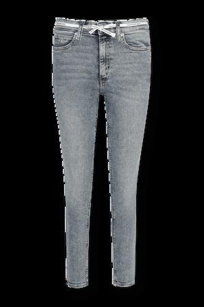 High Rise Skinny Jeans in Vintage Wash CALVIN KLEIN