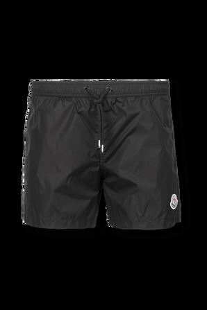 Swim Shorts in Black MONCLER