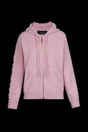 Medusa Sweatshirt in Pink VERSACE
