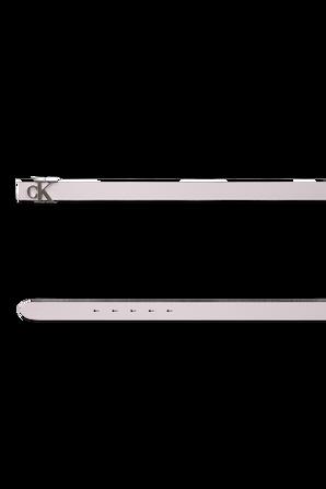 Belt Leather in Pink CALVIN KLEIN
