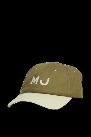 Traveler Cap in Green MARC JACOBS