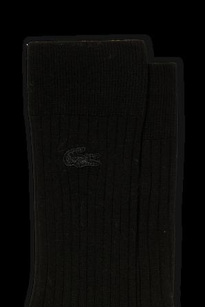 High-Cut Socks in Black LACOSTE