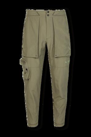 Puma x First Mile Training Pants in Green PUMA