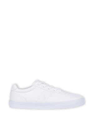 Hanford Polo Sneakers In White POLO RALPH LAUREN