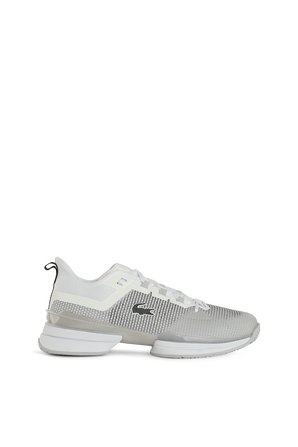Ultra 0921 Sneakers in White and Grey LACOSTE
