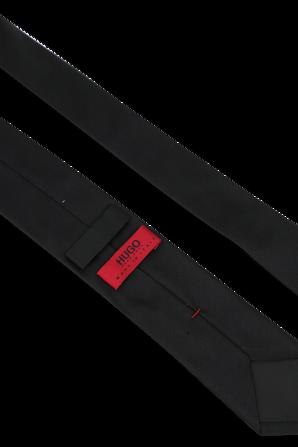 Silk Classic Tie in Black HUGO