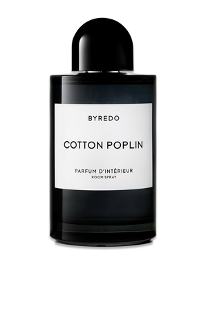 Cotton Poplin Room Spray 250ml BYREDO