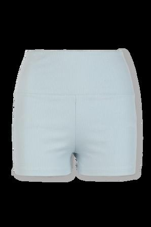 Ieva High Waisted Short in Light Blue SKIN