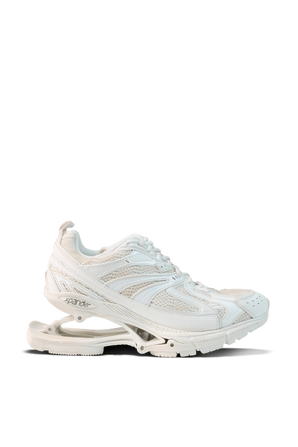 X-Pander Wedge Sneakers in White BALENCIAGA