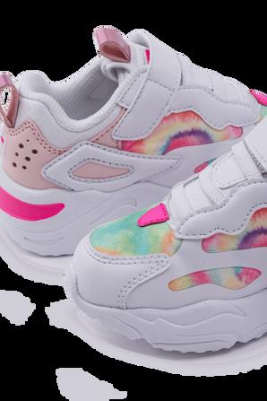 מידות 22-28 נעלי דיסרפטר בעיצוב צבעוני FILA