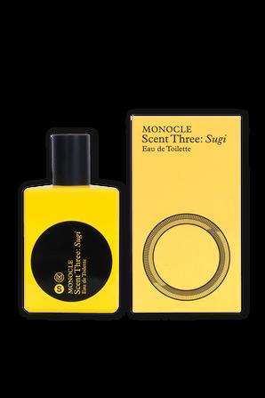 Monocle Scent Three Sugi Perfume - 50ml COMME des GARCONS