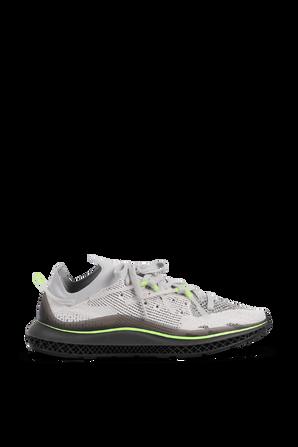 נעלי סניקרס מבד רשת בצבע אפור בהיר ADIDAS ORIGINALS