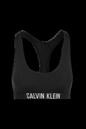 Bralette Bikini Top in Black CALVIN KLEIN
