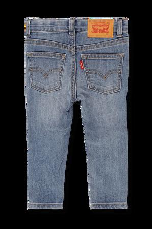 גילאי 3M-9M מכנסי גינס רכים LEVI`S KIDS