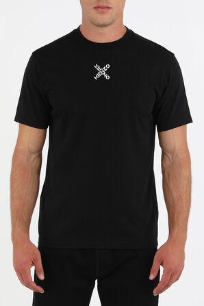 Litel X T-Shirt in Black KENZO