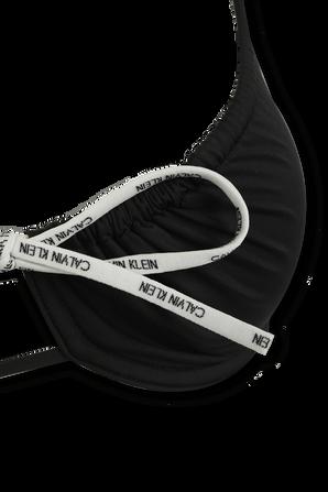 Balconette Bikini Top in Black CALVIN KLEIN