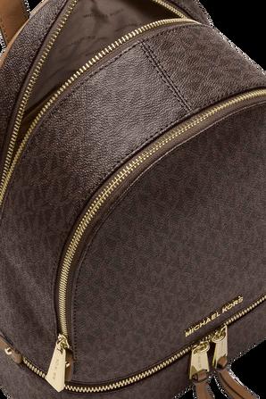 Medium Rhea Backpack in Brown MICHAEL KORS
