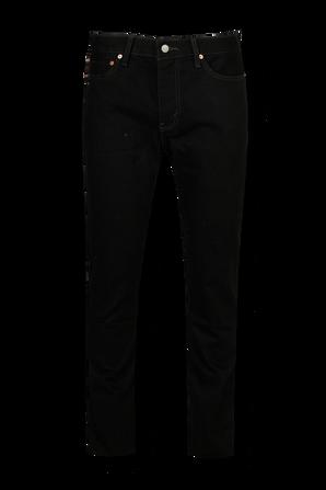 511 Slim Fit Jeans in Black LEVI`S