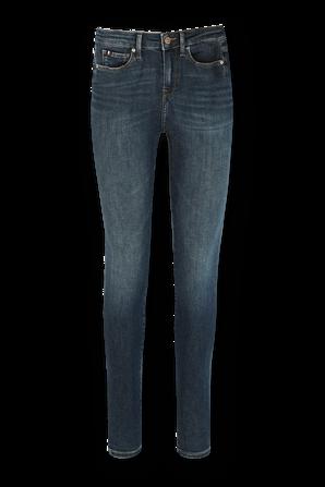 מכנסי סקיני ג׳ינס בשטיפה כהה TOMMY HILFIGER