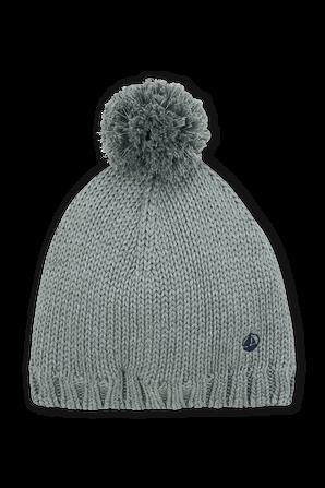 גילאי 4-8 כובע גרב אדום עם פונפון PETIT BATEAU