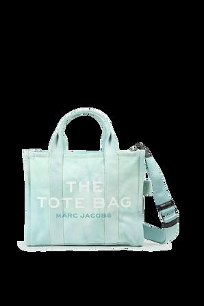 The Tie Dye Medium Tote Bag in Blue MARC JACOBS