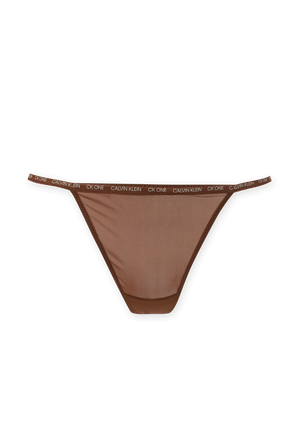 2 Pack Thongs in Cinnamon CALVIN KLEIN