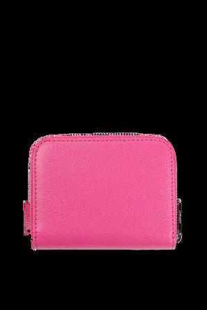 Logo Wallt in Pink OFF WHITE