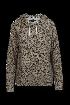 Lil Hoodie in Leopard VOLCOM