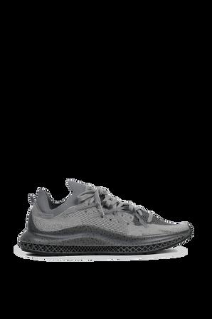 4D Fusio Shoes in Grey ADIDAS ORIGINALS