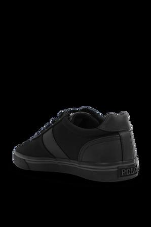 Hanford Sneakers In Black POLO RALPH LAUREN