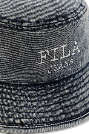 כובע באקט דנים בהיר ממותג FILA