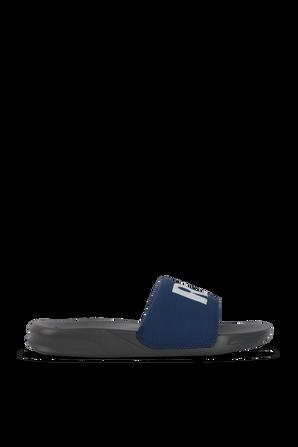 מידות 31-38 סליידרס לוגו באפור כחול REEF